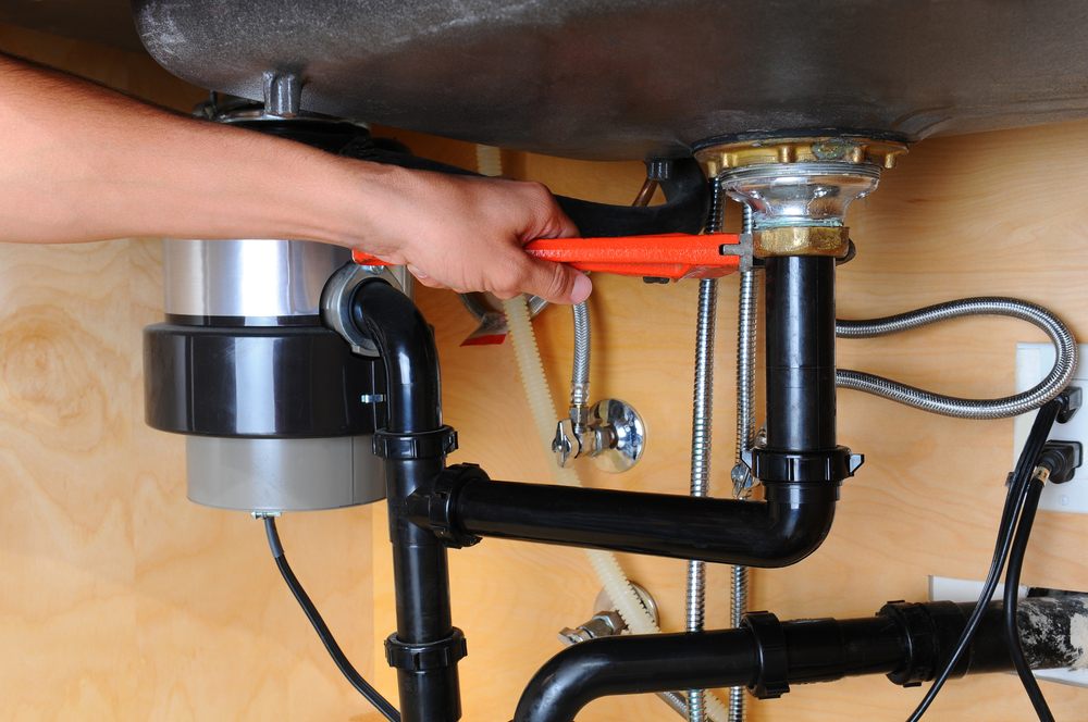 Fix a Clogged/Leaking/Not Working Garbage Disposal
