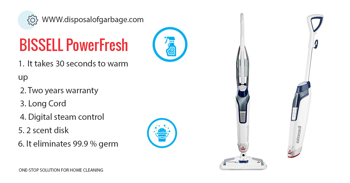 BISSELL PowerFresh Deluxe Review