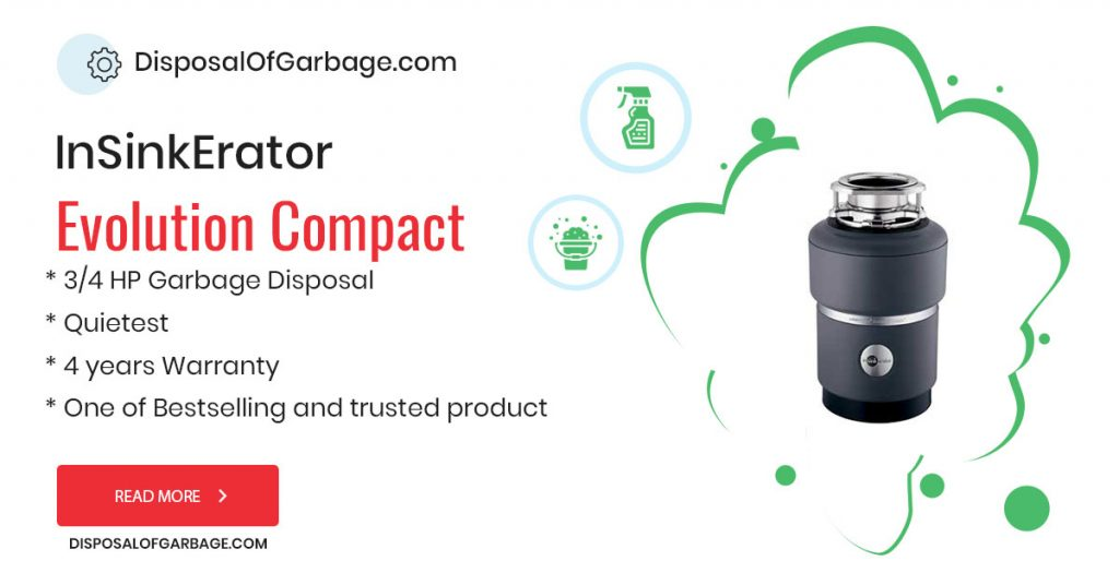 InSinkErator Evolution Compact garbage disposal review