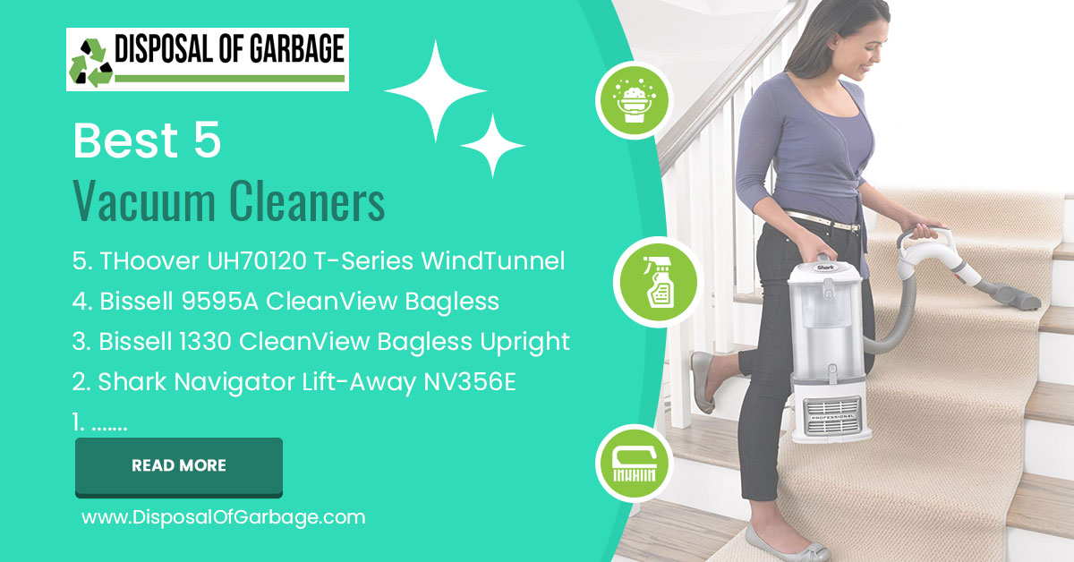 Best 5 Vacuum Cleaners Review – 2020