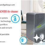 GermGuardian AC4100 Air purifier