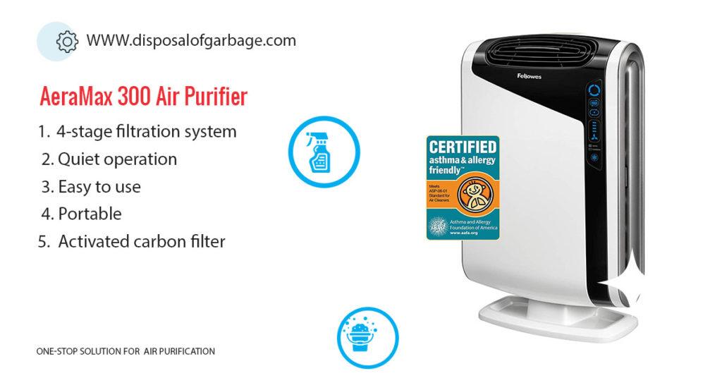 AeraMax 300 air purifier review