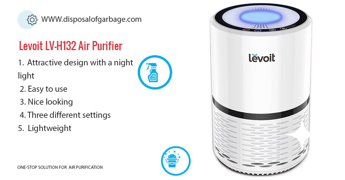 Levoit LV-H132 Air Purifier Review – Small Room