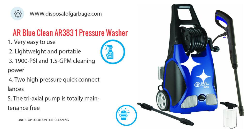 AR Blue Clean AR383 review