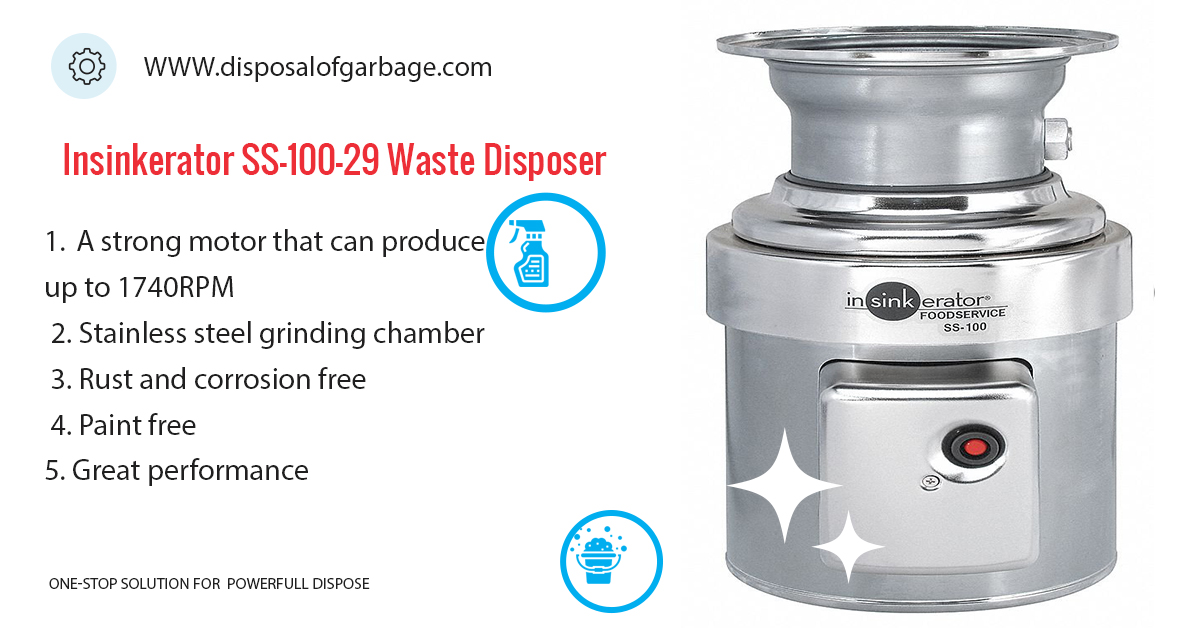 Insinkerator SS-100-29 Waste Disposer Review