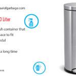simplehuman 30 Liter