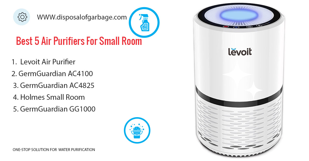 Best 5 Air Purifiers for Small Room with HEPA Filter 2020